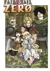 Okładka książki Fairy Tail Zero
