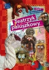 Okładka książki Teatrzyk paluszkowy