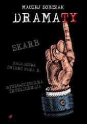 Okładka książki Dramaty Maciej Sobczak