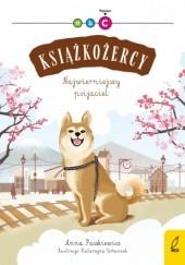 Okładka książki Najwierniejszy psijaciel Anna Paszkiewicz