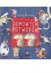 Okładka książki Mała encyklopedia Domowych Potworów Stanislav Marijanović