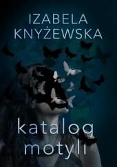 Okładka książki Katalog motyli Izabela Knyżewska