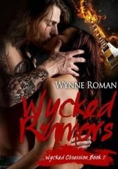 Okładka książki Wycked Rumors Wynne Ronan