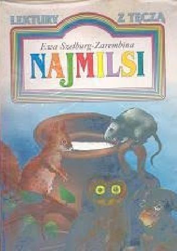 Okładka książki Najmilsi Ewa Szelburg-Zarembina