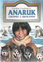 Okładka książki Anaruk