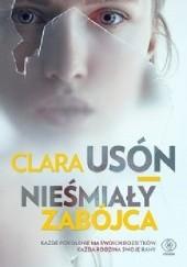 Okładka książki Nieśmiały zabójca Clara Uson