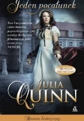 Okładka książki Jeden pocałunek Julia Quinn