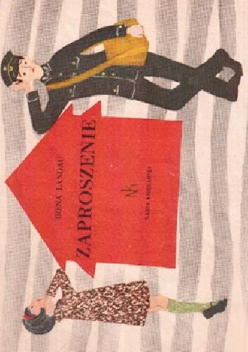 Okładka książki Zaproszenie Irena Landau