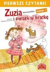 Okładka książki Zuzia i piesek w kratkę