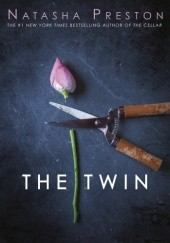 Okładka książki The Twin Natasha Preston