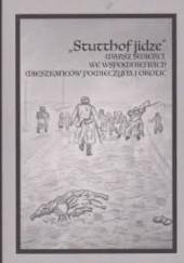 Okładka książki Stutthof jidze. Marsz Śmierci we wspomnieniach mieszkańców Pomieczyna i okolic Daria Kaszubowska