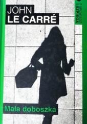 Okładka książki Mała doboszka John le Carré