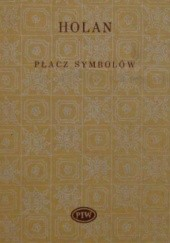 Okładka książki Płacz symbolów Vladimír Holan