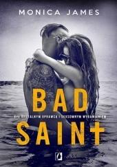 Okładka książki Bad Saint