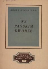 Okładka książki Na pańskim dworze