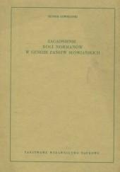 Okładka książki Zagadnienie roli Normanów w genezie państw słowiańskich