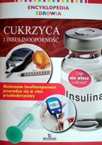 Okładka książki Cukrzyca i insulinooporność Magda Lipka