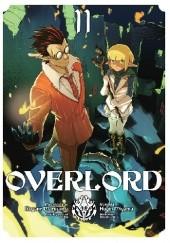 Okładka książki Overlord #11 Maruyama Kugane,Fugin Miyama