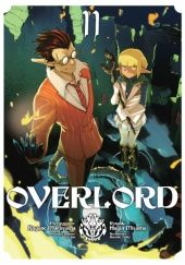 Okładka książki Overlord #11