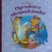 Okładka książki Ogrodowa niespodzianka Małgorzata Strzałkowska