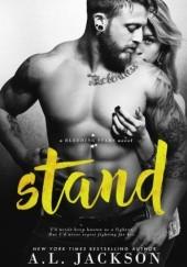 Okładka książki Stand