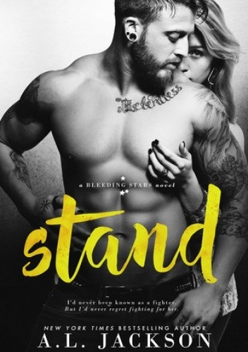 Okładka książki Stand A.L. Jackson