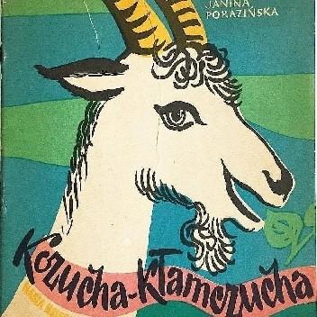 Okładka książki Kozucha Kłamczucha Janina Porazińska