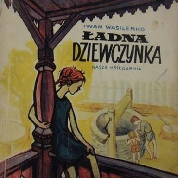 Okładka książki Ładna dziewczynka Iwan Wasilenko