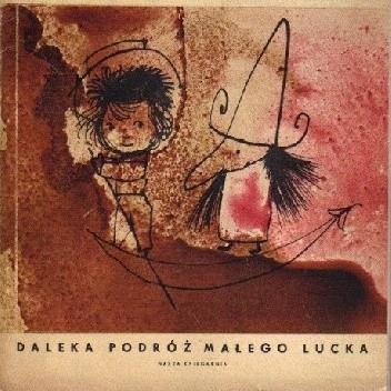 Okładka książki Daleka podróż małego Lucka Zachris Topelius