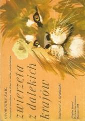 Okładka książki Zwierzęta z dalekich krajów