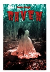 Okładka książki Raven Joanna Jarczyk