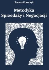 Okładka książki Metodyka Sprzedaży i Negocjacji Tomasz Krawczyk