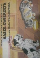 Okładka książki Nasze zwierzęta