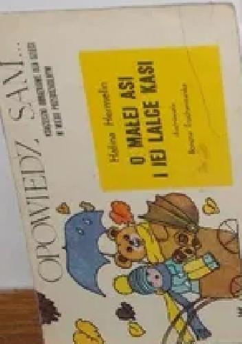 Okładka książki O małej Asi i jej lalce Kasi Halina Hermelin