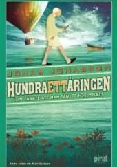 Okładka książki Hundraettåringen som tänkte att han tänkte för mycket Jonas Jonasson