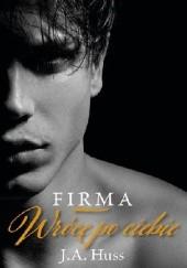 Okładka książki FIRMA. Wrócę po ciebie