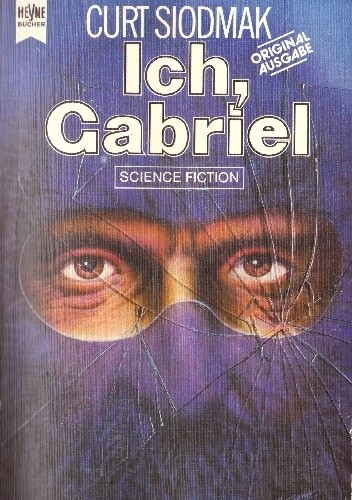 Okładka książki Ich, Gabriel Curt Siodmak