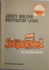 Okładka książki Solidarność w podziemiu