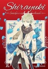 Okładka książki Shirayuki. Śnieżka o czerwonych włosach #10 Sorata Akizuki