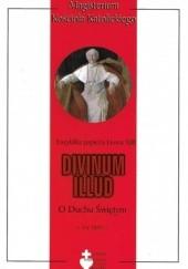 Okładka książki Divinum illud. O Duchu Świętym