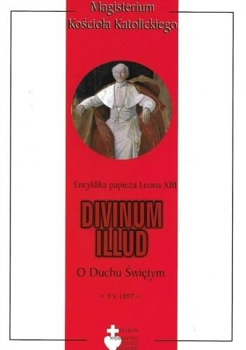 Okładka książki Divinum illud. O Duchu Świętym Leon XIII