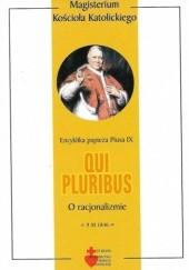 Okładka książki Qui pluribus. O racjonalizmie