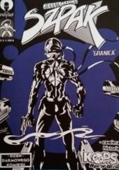 Okładka książki Nieustraszony Szpak Granica + Kops Age of Yltron