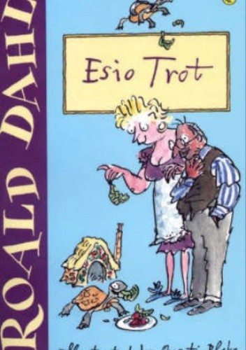 Okładka książki Esio Trot Roald Dahl