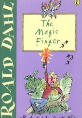 Okładka książki The Magic Finger