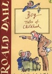 Okładka książki Boy: Tales of Childhood