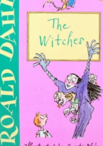 Okładka książki The Witches Roald Dahl