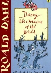 Okładka książki Danny the Champion of the World