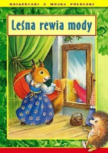 Okładka książki Leśna rewia mody Ramona Nadobnik