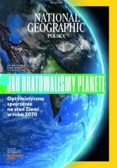 Okładka książki National Geographic 04/2020 (247) Redakcja magazynu National Geographic